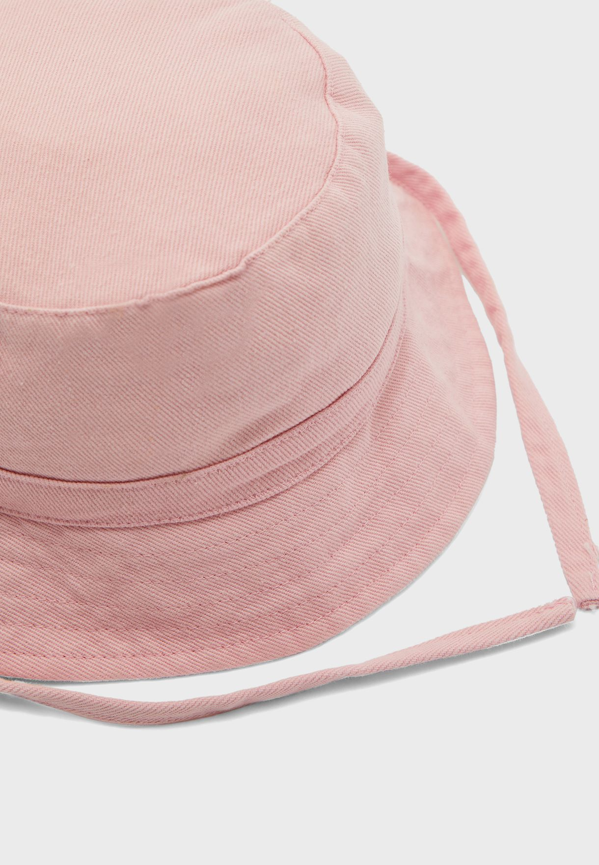 Kids Floral Reversible Bucket Hat