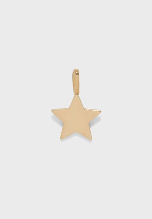 Star Necklace Charm