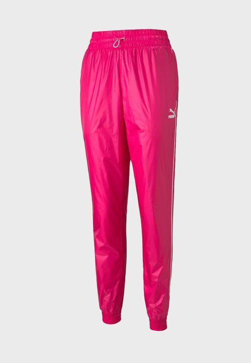 Iconic T7 Woven Sweatpants