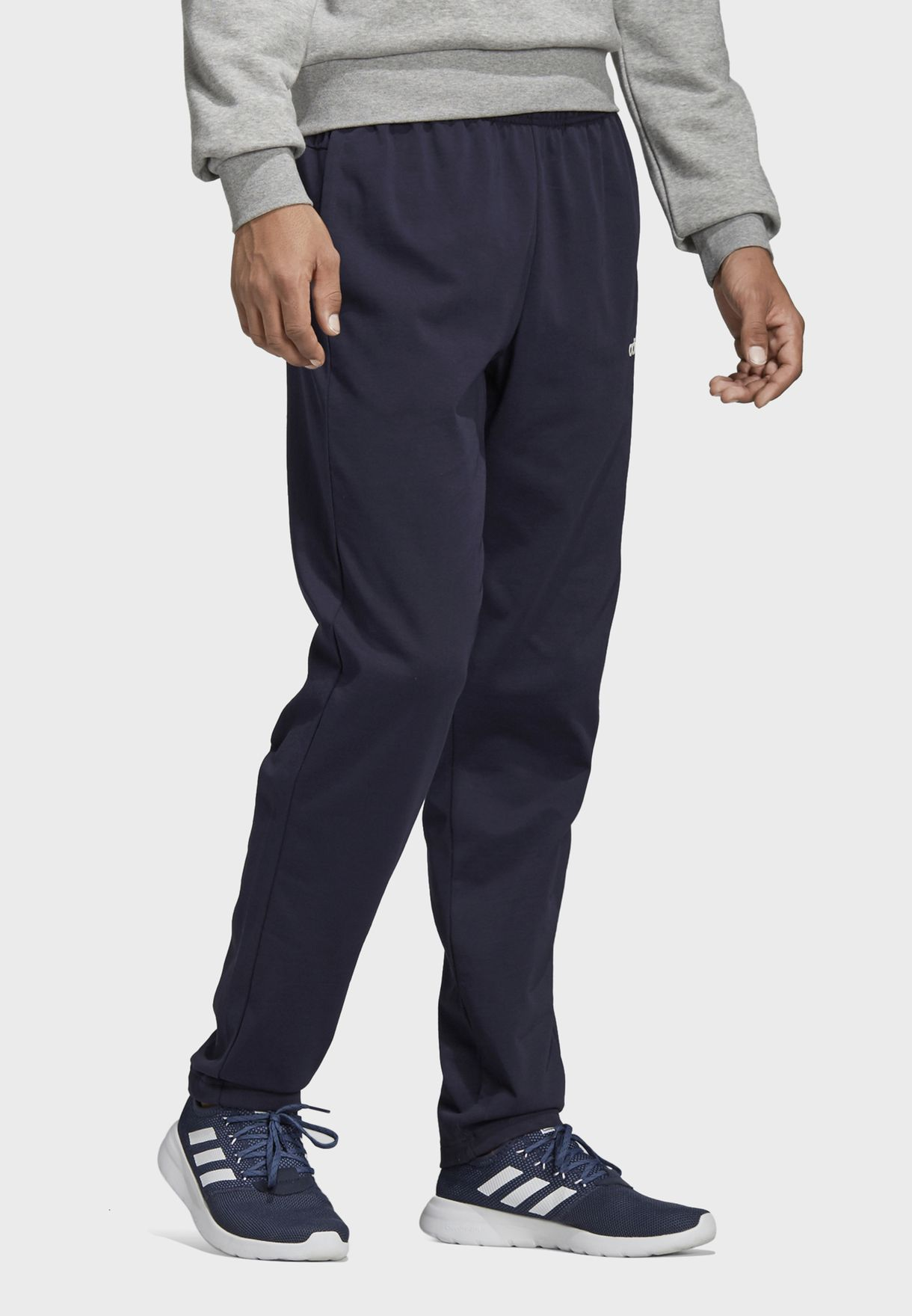Essential Tapered Sweatpants