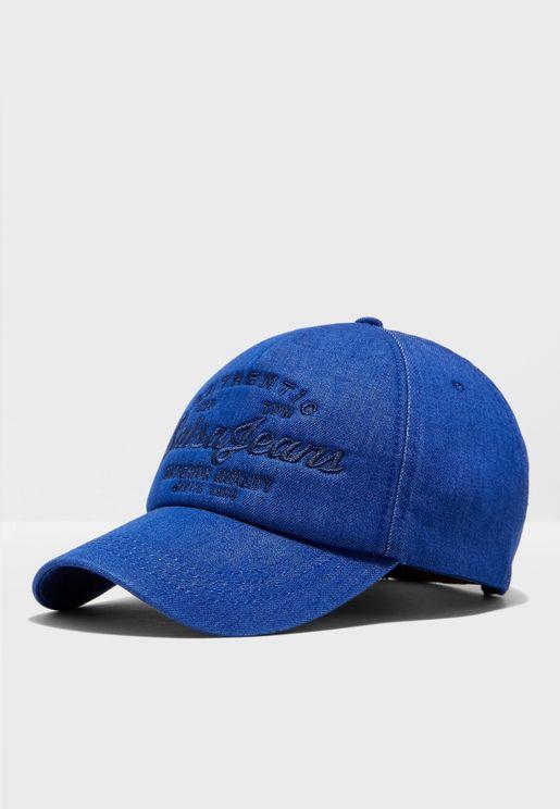 Authentic Denim Cap