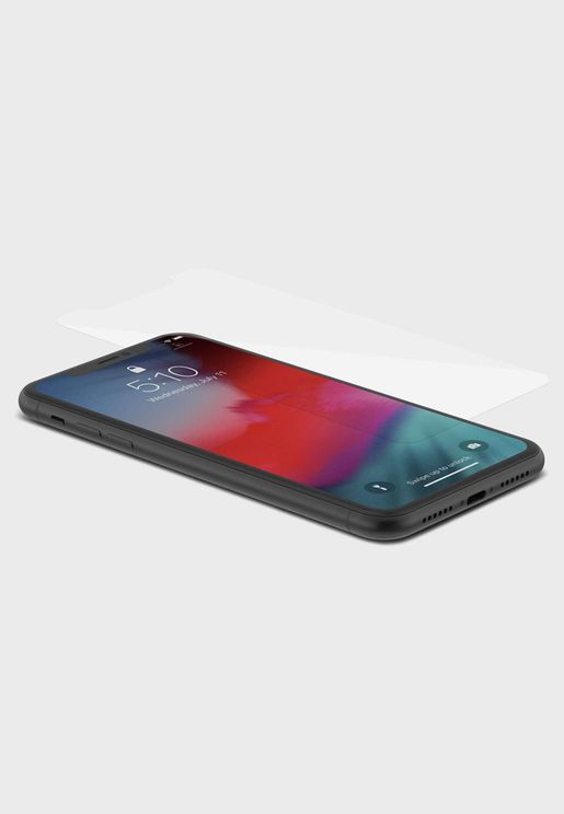 Moshi iPhone 11 / XR Airfoil Glass - Clear