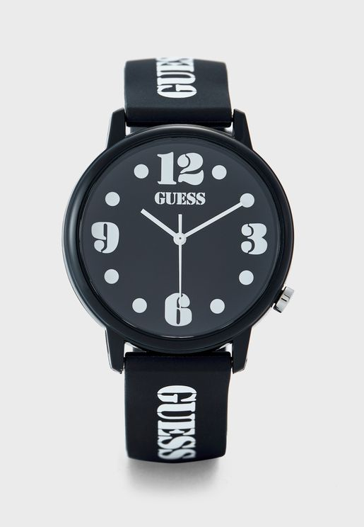 Gloss Analog Watch