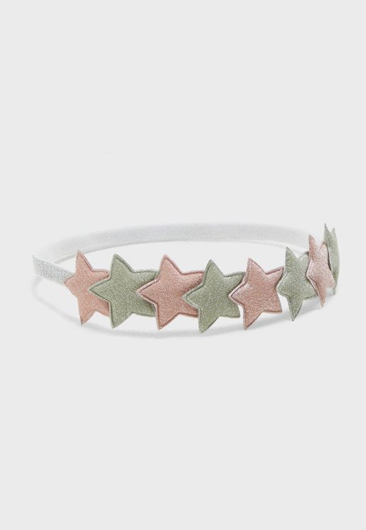 Kids Stars Headband