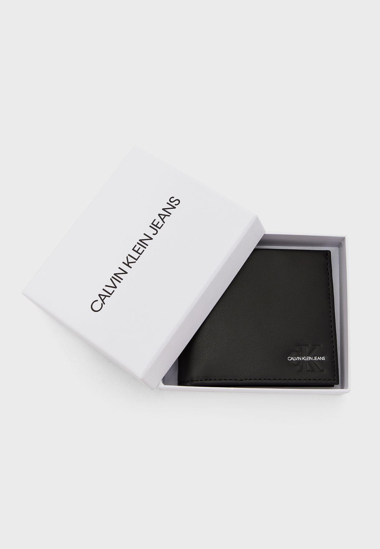 Slim Fold Wallet