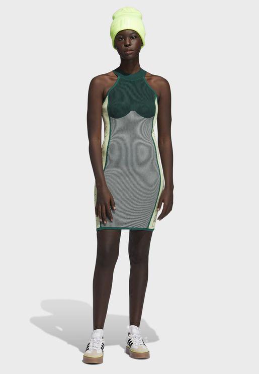 Knit Logo Dress