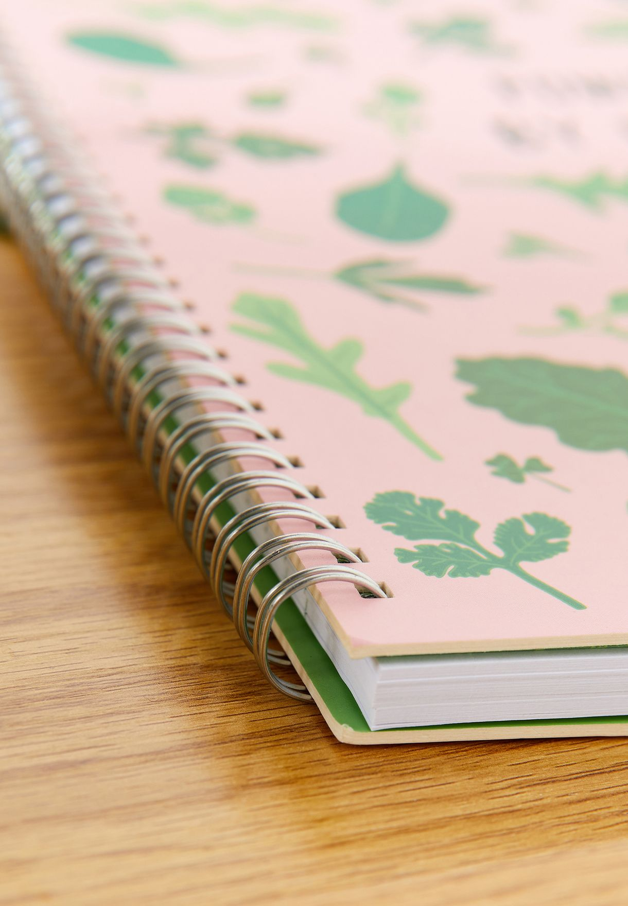 A4 Powered By Plants Notebook