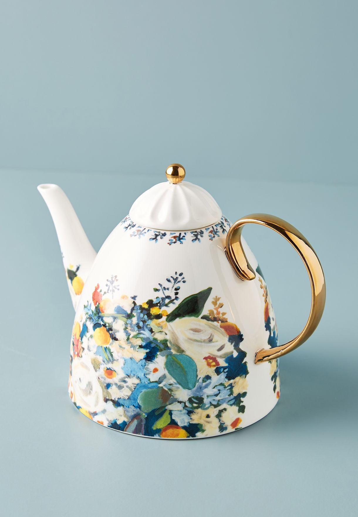 ابريق شاي مطبع