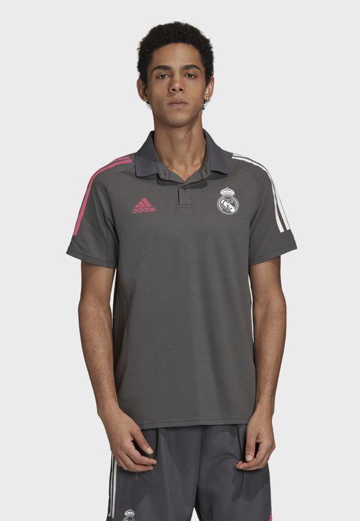 بولو بشعار فريق ريال مدريد