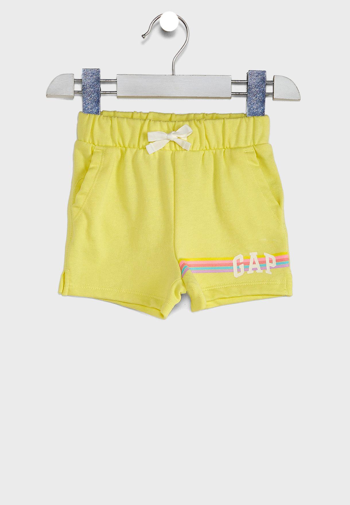 Kids Tie Dye Shorts