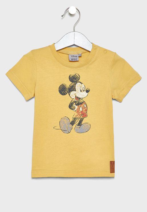 Infant Mickey Retro T-Shirt