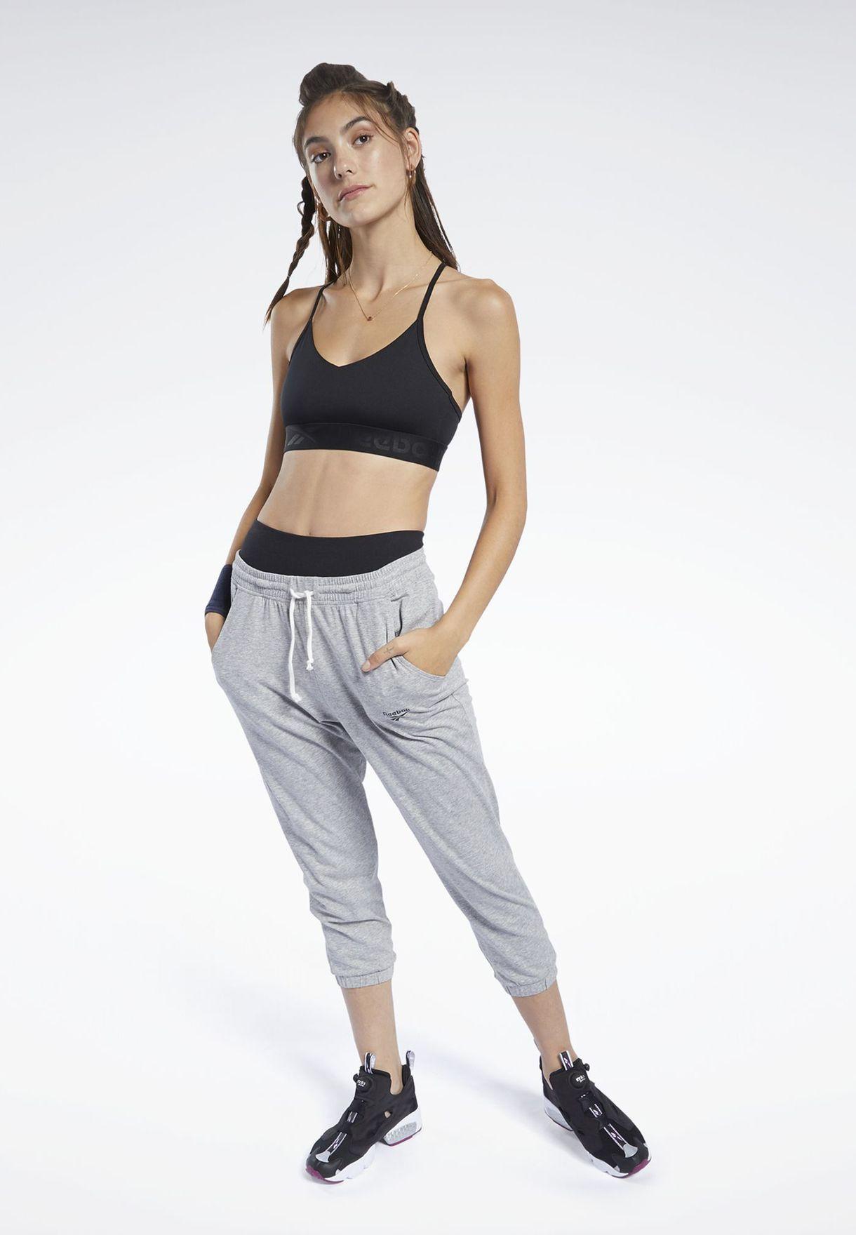 Workout Ready Strappy Bra