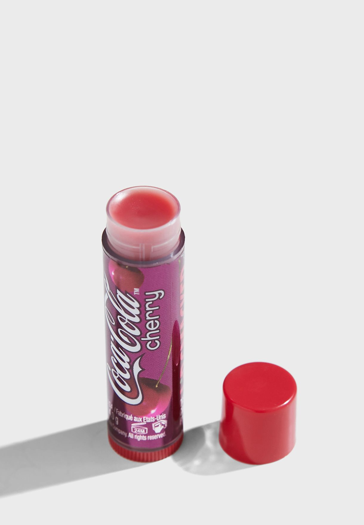 Coca Cola Cherry Lip Balm