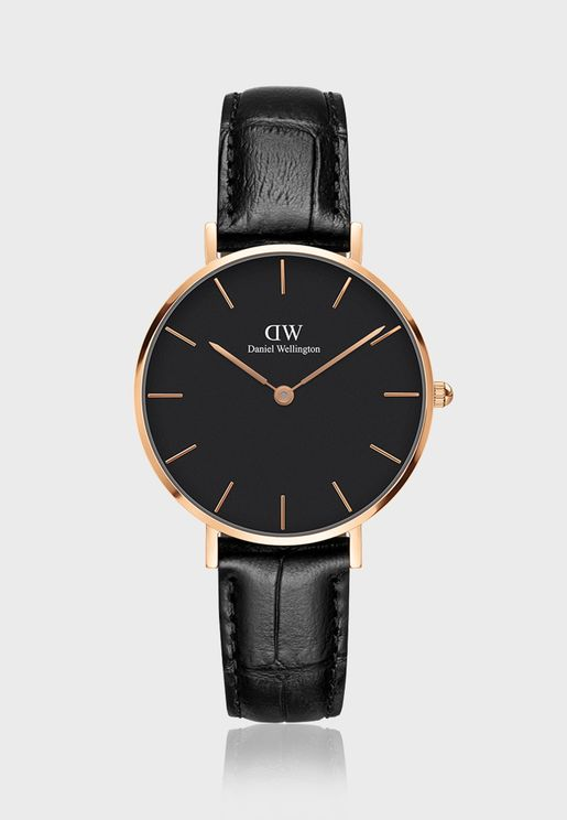 Classic Petite Reading Analog Watch