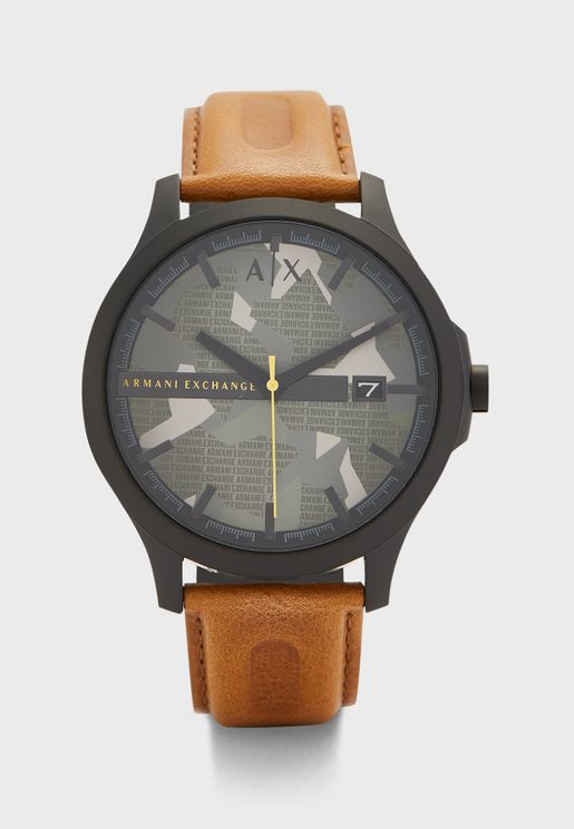AX2412 Hampton Analog Watch