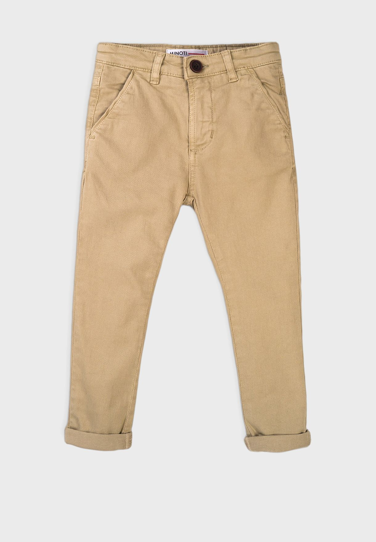 Infant Basic Chino Pants