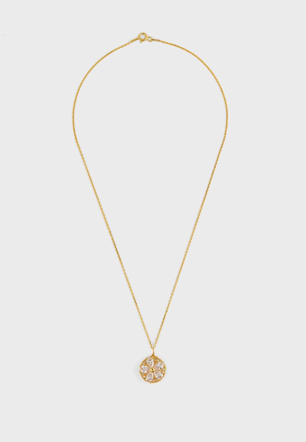 Zora Pendant Necklace