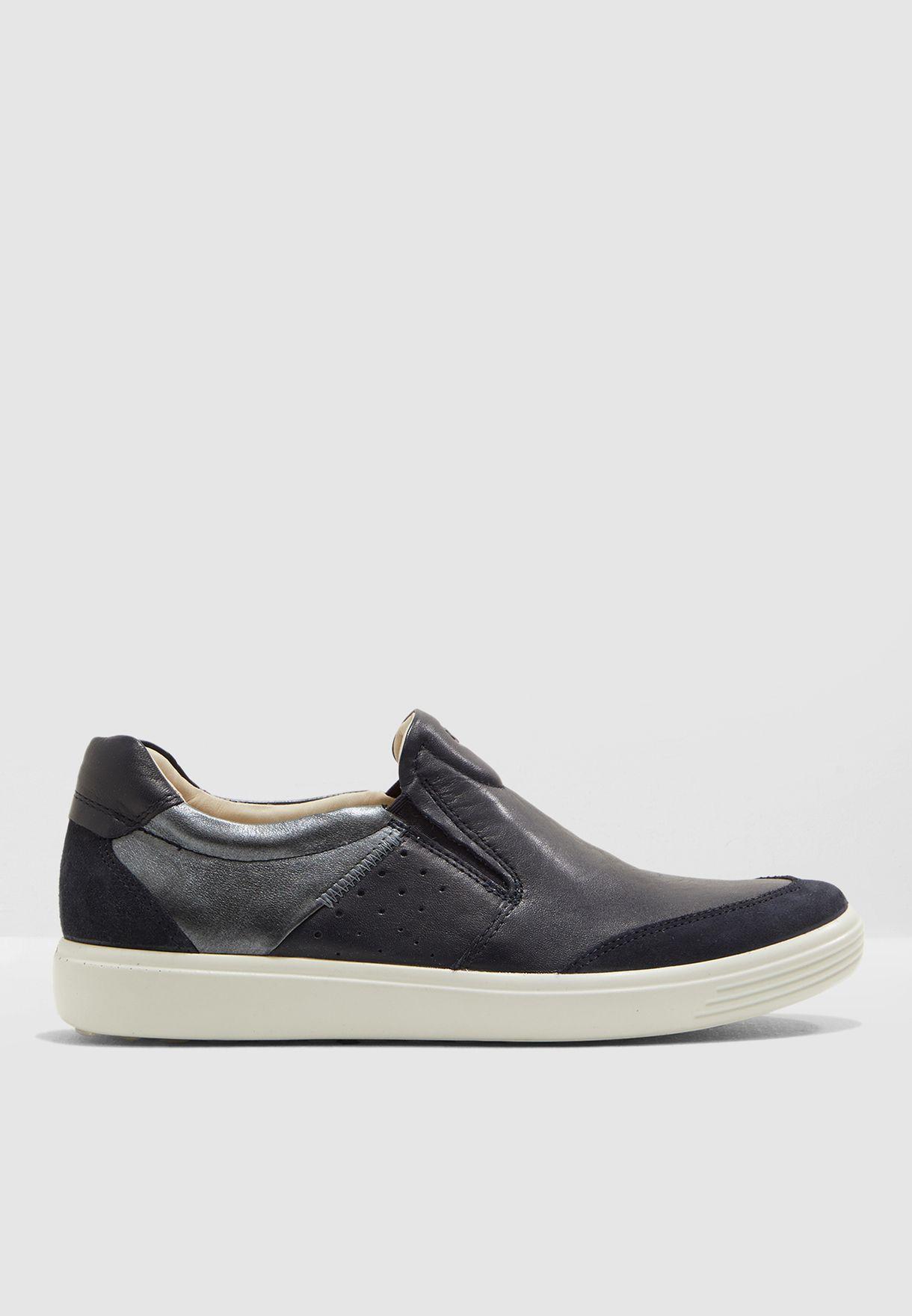 حذاء جلد اصلي كاجوال