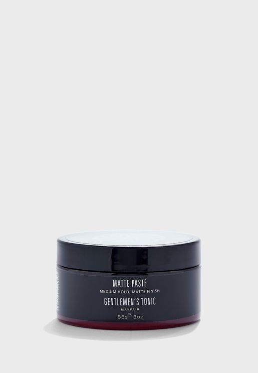 Hair Styling Matte Paste 85g