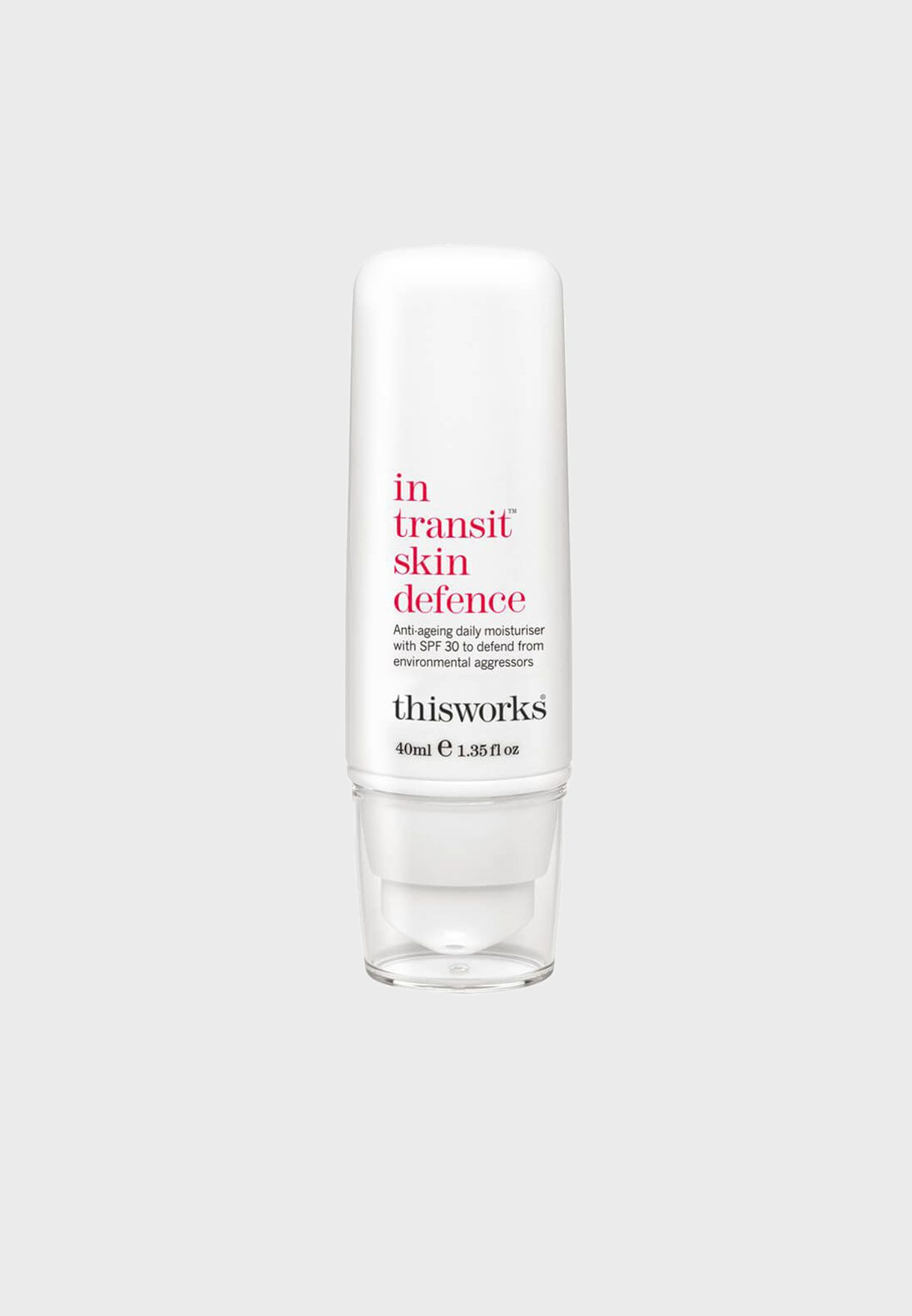 In Transit Skin Defence Sunscreen