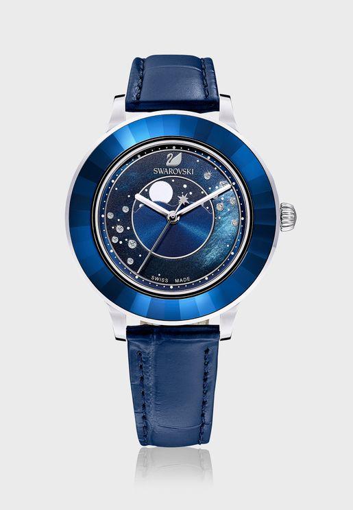Octea Lux Moon Analog Watch