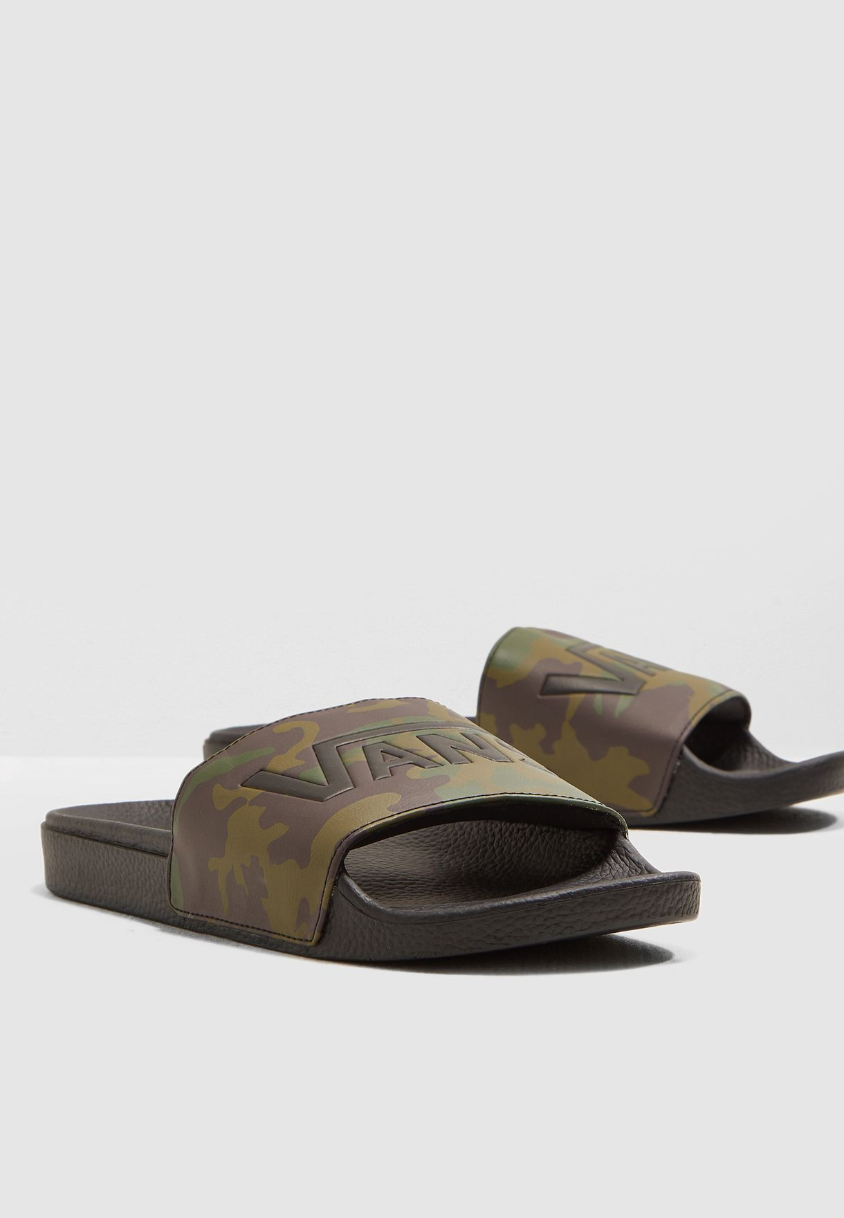 0d9e1e99c Shop Vans prints Camo Slide-On 5JEVFY for Men in UAE - 88072SH48IQP