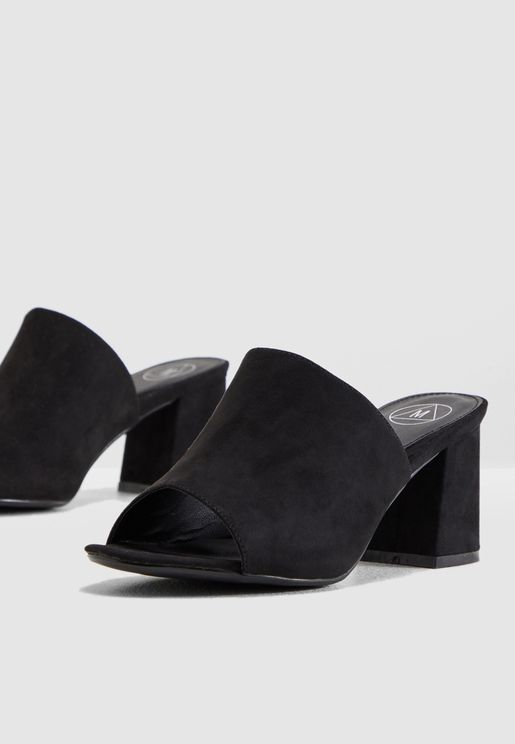 Peep Toe Sandal