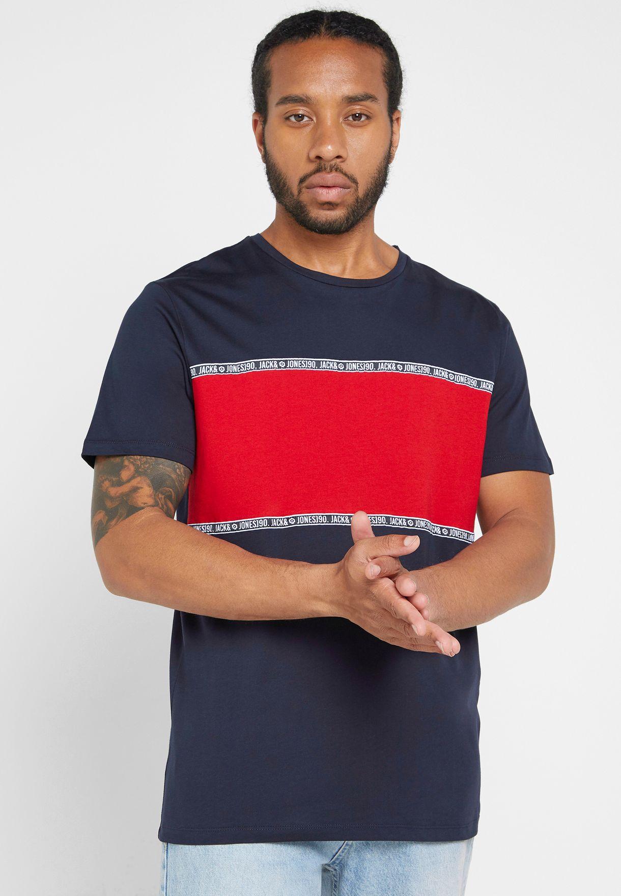 Holdins Crew Neck T-Shirt
