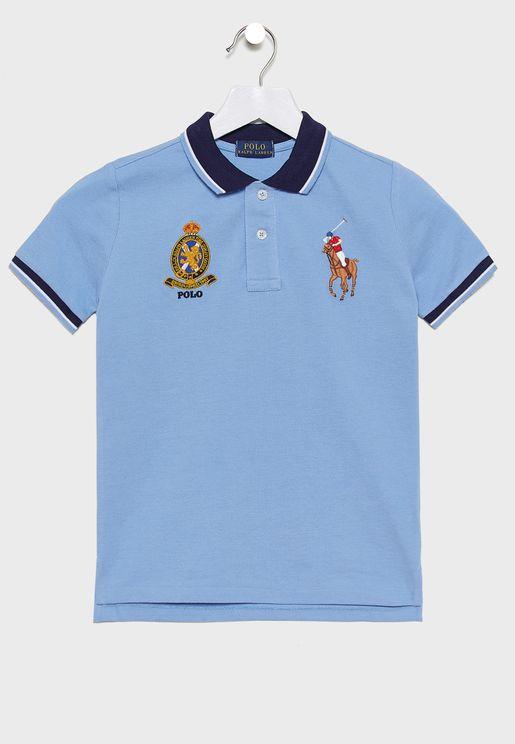 Little Varsity Polo