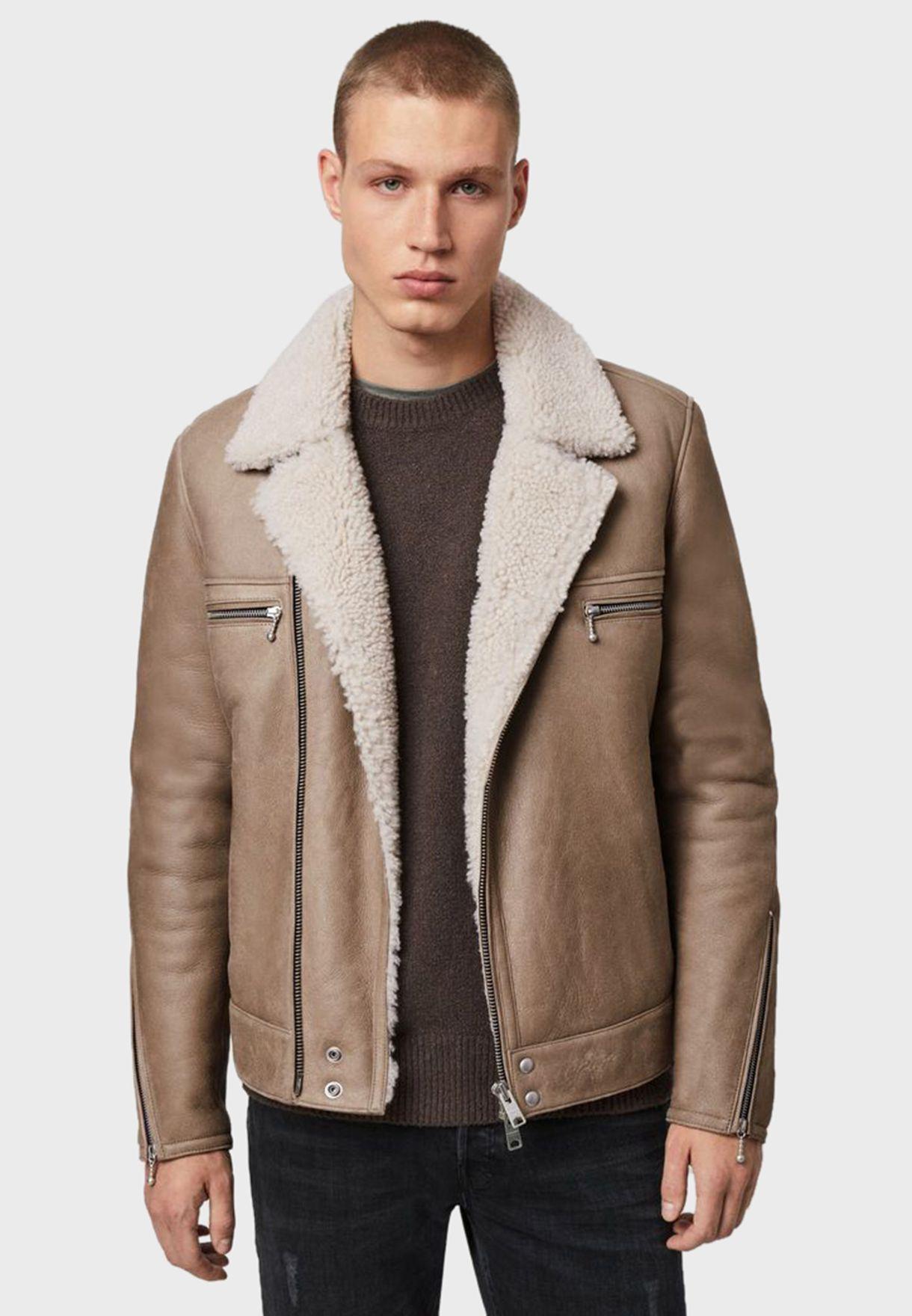 Coleman Biker Jacket