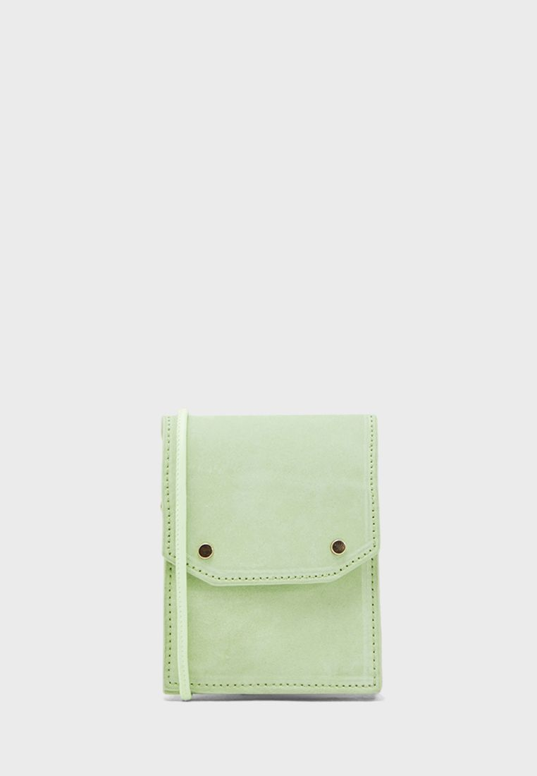 Walter Leather Mini Crossbody