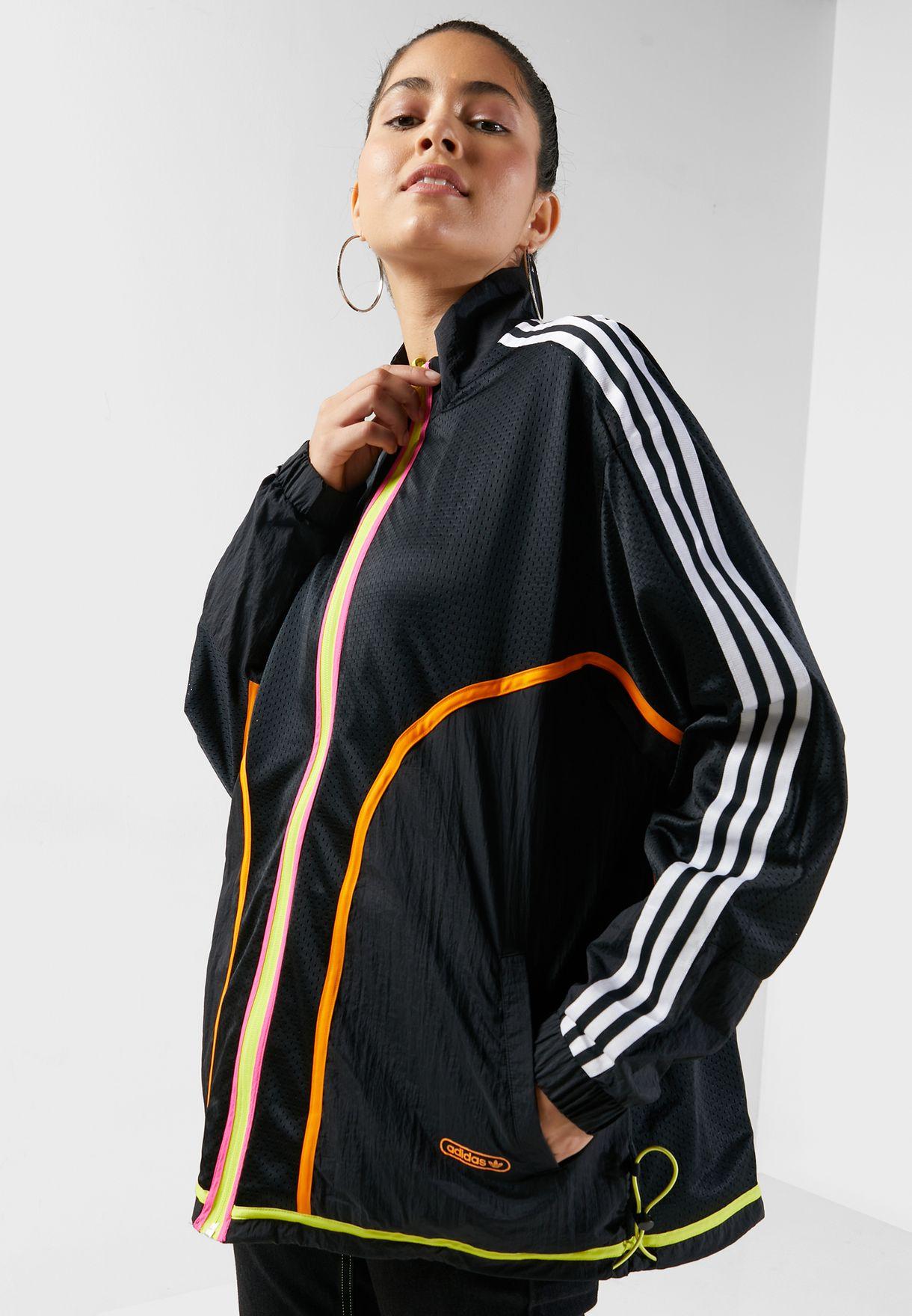 Reverse Track Jacket
