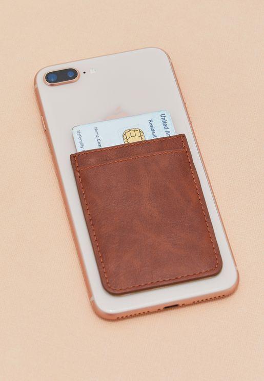 Leather Phone Pocket