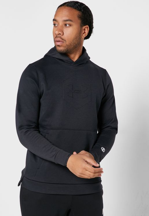 Athlete Recovery Fleece Graphic Hoodie