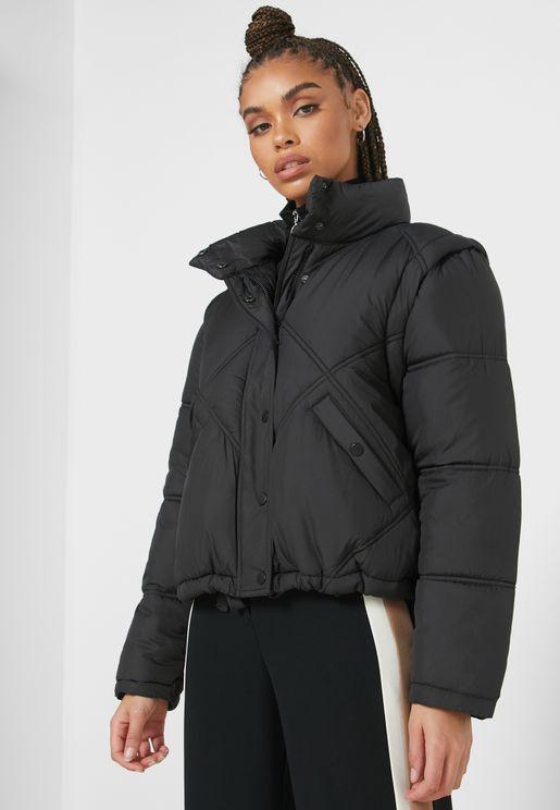 High Puffer Jacket