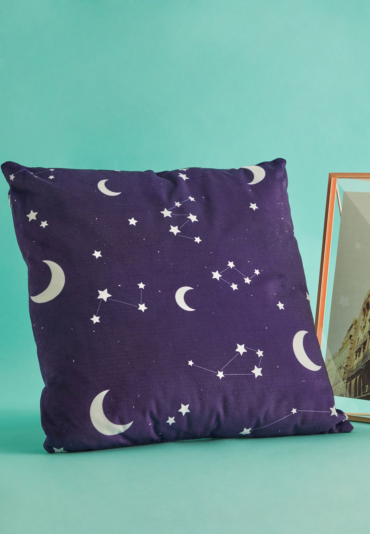 Moon & Stars Cushion