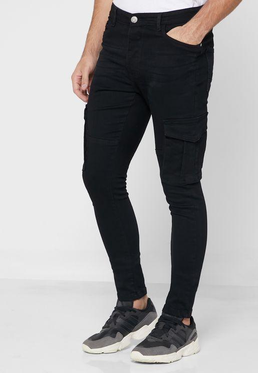 بنطال جينز كاجوال