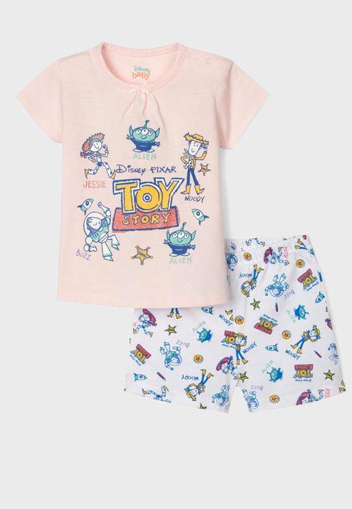 Infant Graphic Bodysuit