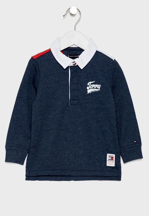 Kids Rugby Polo