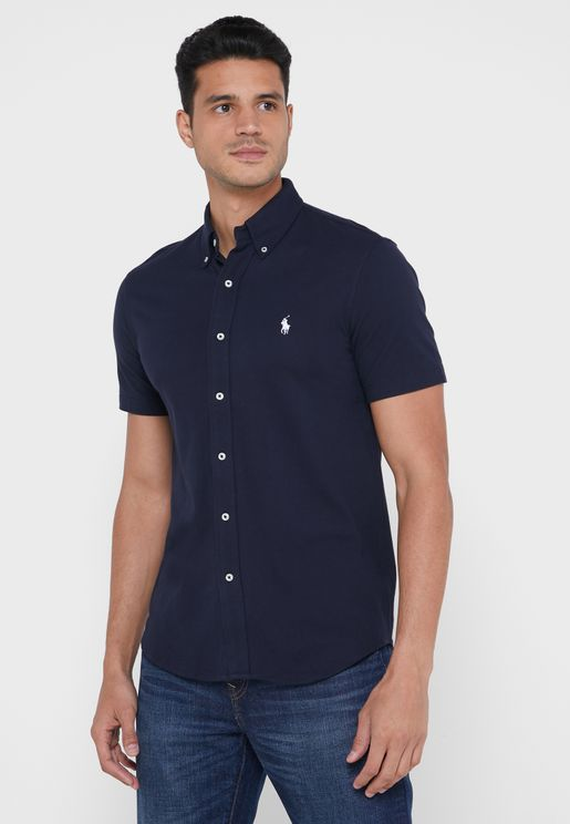 Essential Short Sleeve Shirt