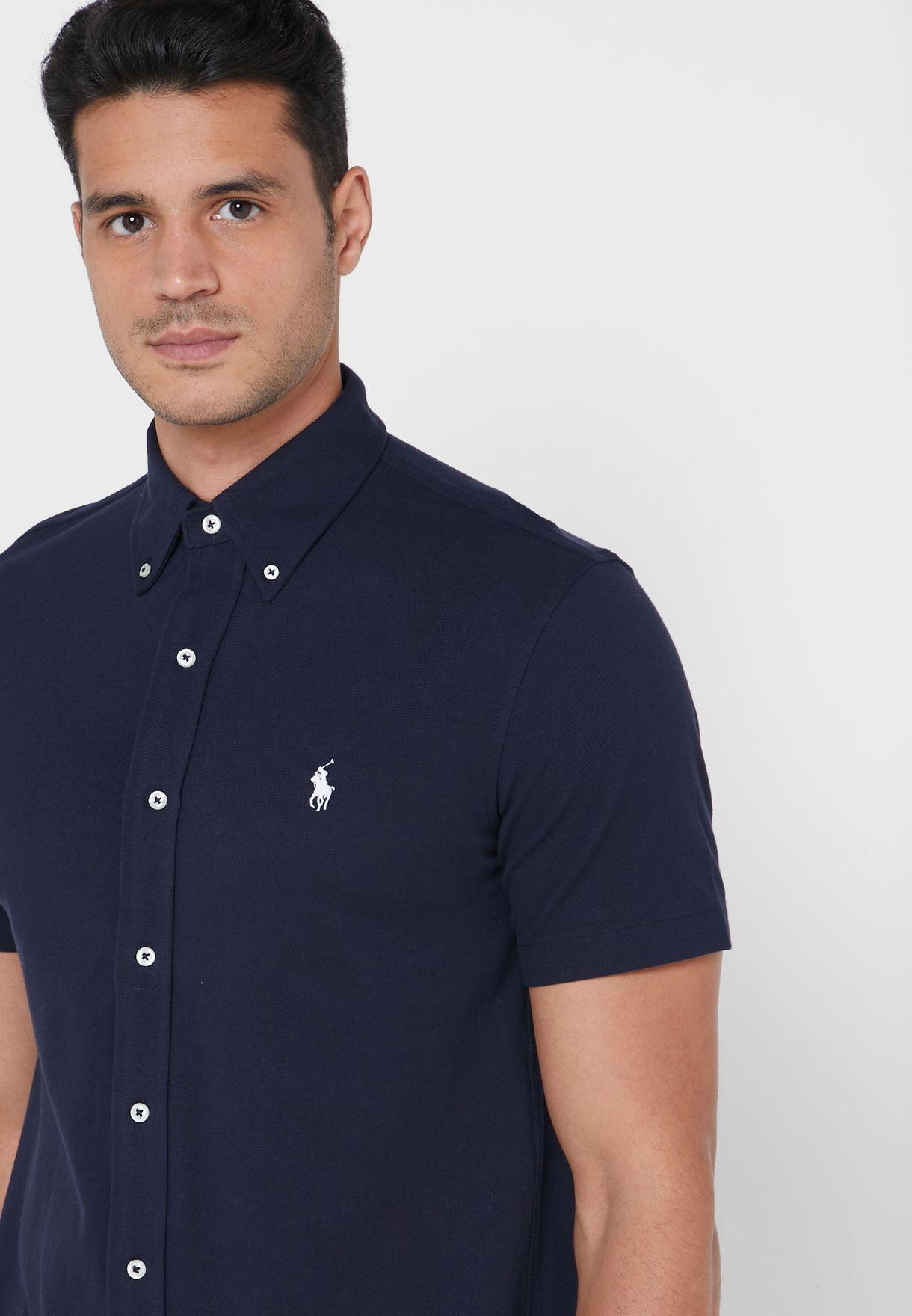 Essential Short Sleeve Shirt