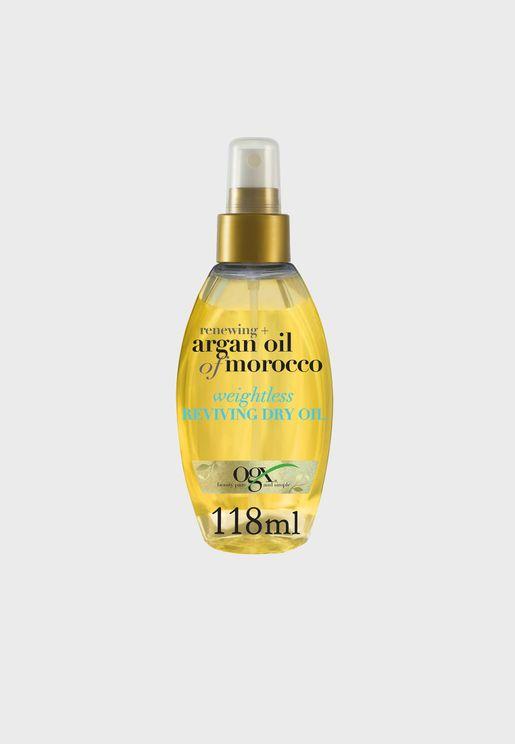 Renewing+ Argan Oil Of Morocco Hair Oil