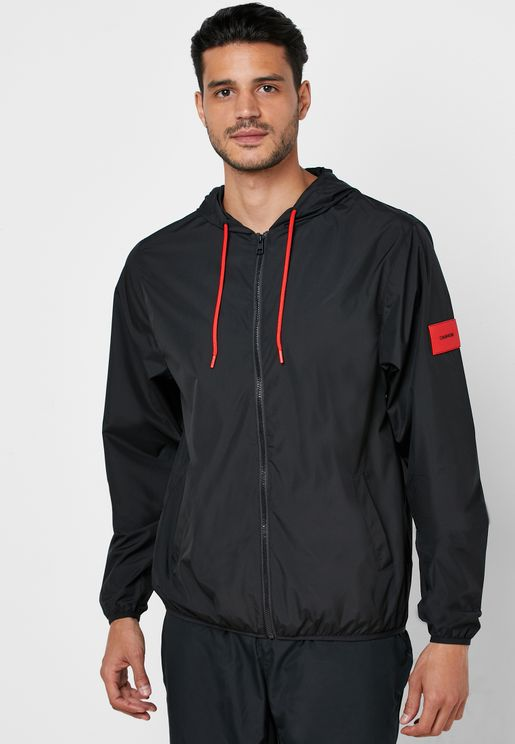 Essential Windbreaker Jacket