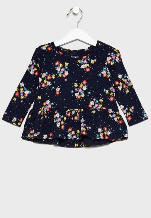 Kids Printed Top