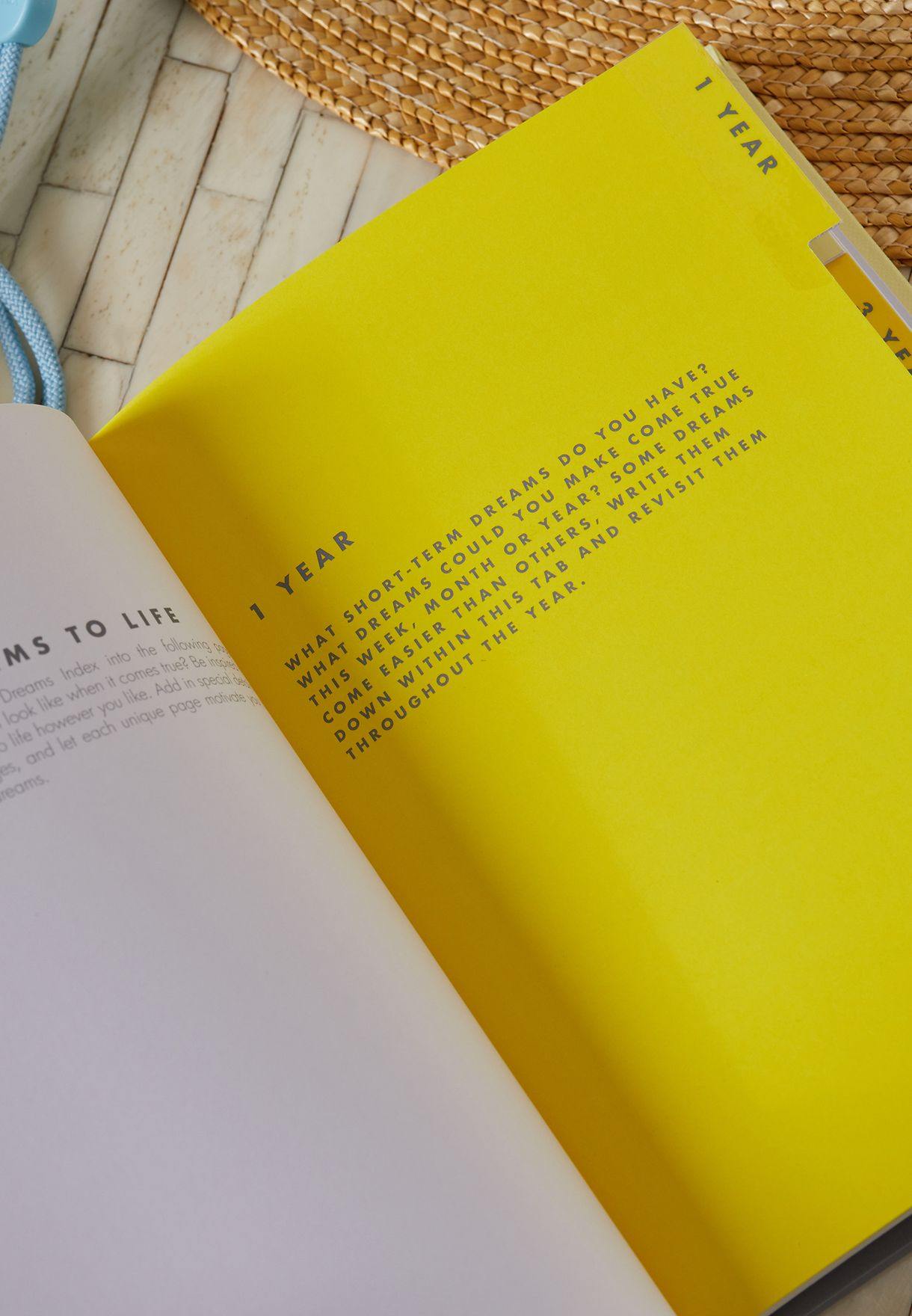 Inspiration Dreams Journal