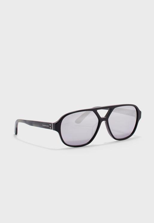 Brow Bar Oversize Avaitor Sunglasses