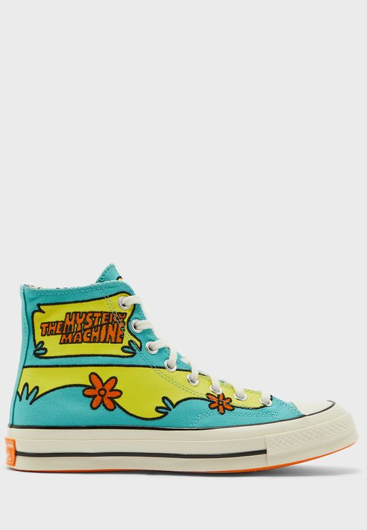 Scooby Doo Chuck Taylor All Star 70s