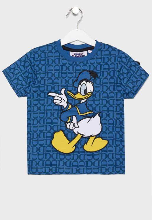 Kids Donald Duck T-Shirt