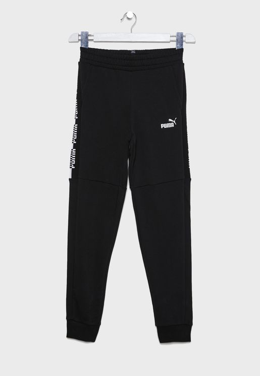 Amplified kids sweatpants