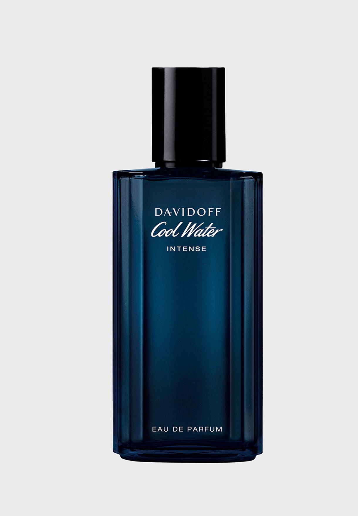 Cool Water Intense Man Eau De Parfum 75ml